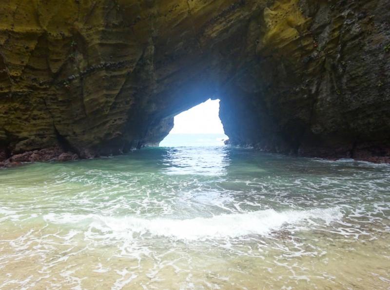 洞窟 竜宮