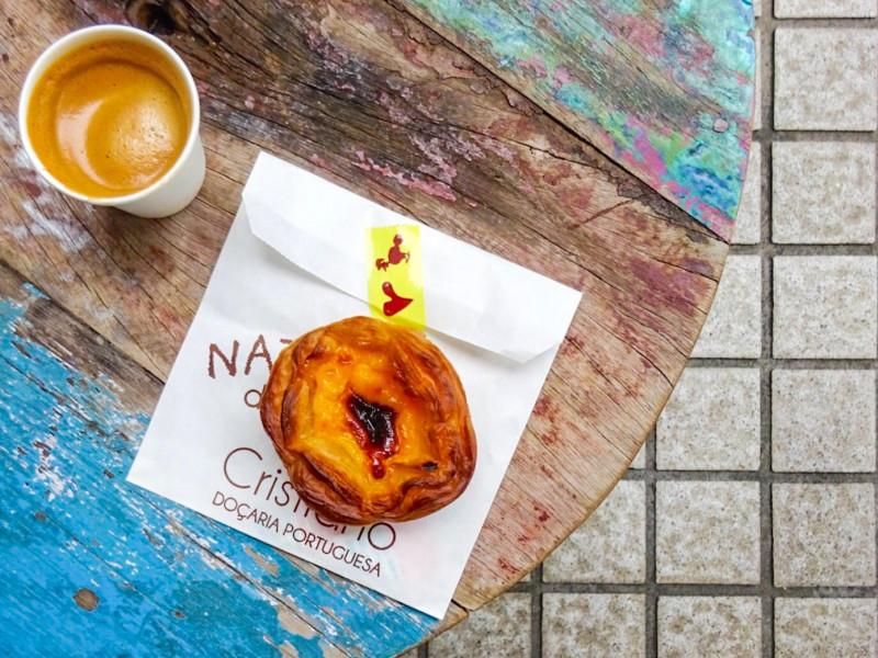 【奥渋】気分はポルトガル! 絶品エッグタルトが食べられる「NATA de Cristiano(ナタ デ クリスチアノ)」