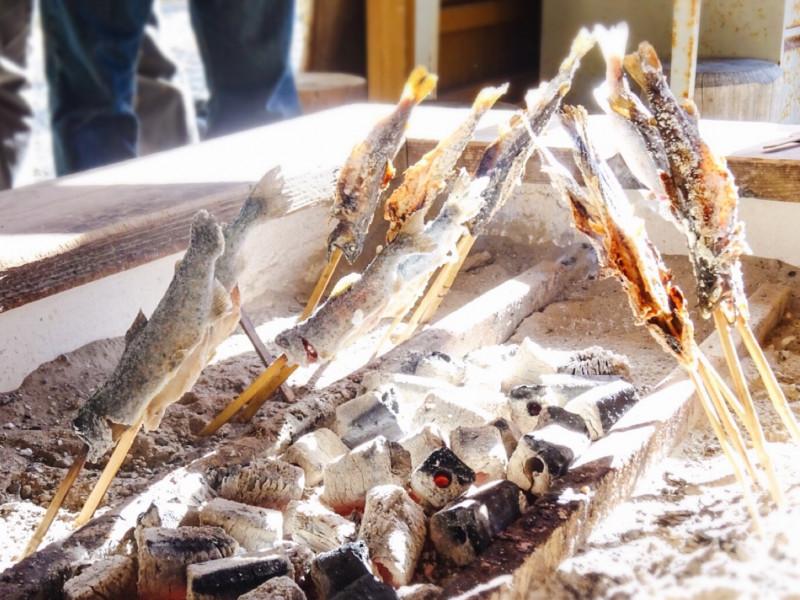 【静岡】子連れ旅にも!大自然の中でヤマメ釣りや砂金採り体験ができる「魚魚の里」