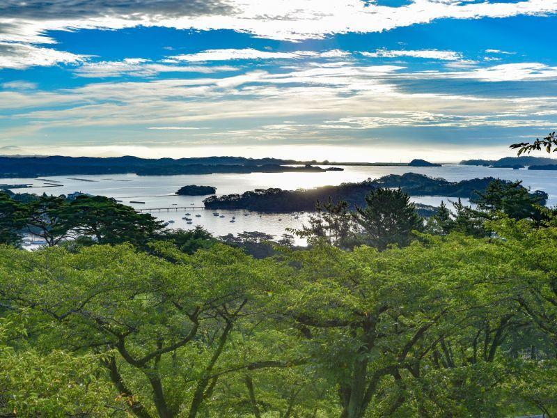 絶景とご当地グルメを堪能するドライブ旅!「宮城・栃木」の1泊2日観光プラン