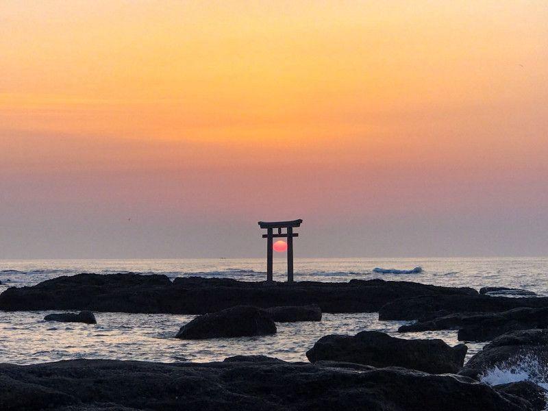 新年にパワーをもらいに行きたい「絶景×神社」8選!