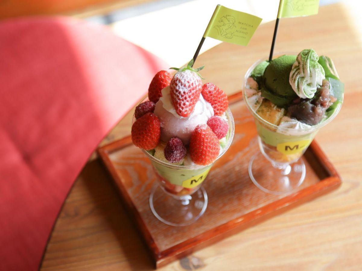 茶摘み娘に変身。愛知県西尾市でお茶づくしの旅
