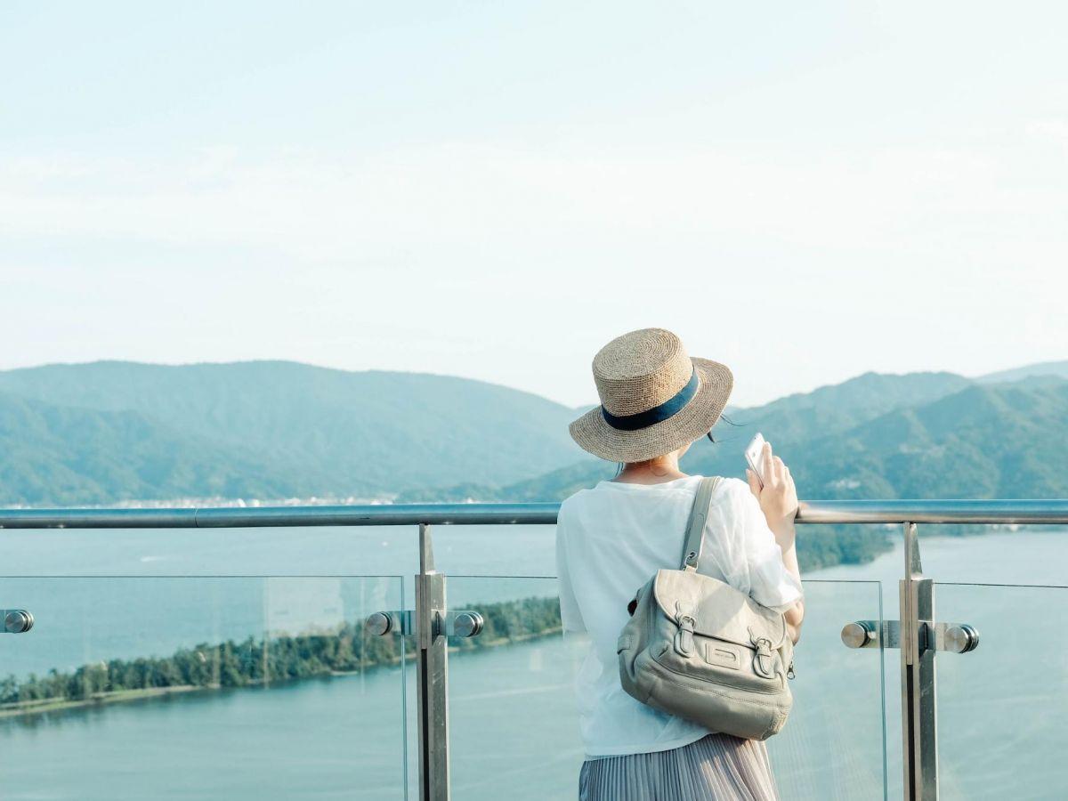 大人女子におすすめ! 京都の観光列車に乗って天橋立へ。