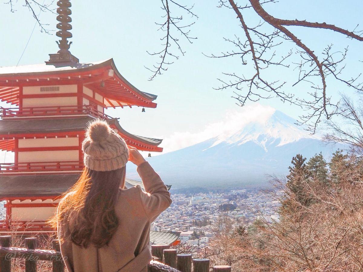 富士山の絶景とパワースポットを巡る! 山梨「富士吉田」の旅