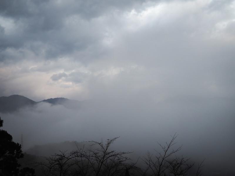 冬でも楽しめる? 雲海に浮かぶ天空の城「竹田城跡」