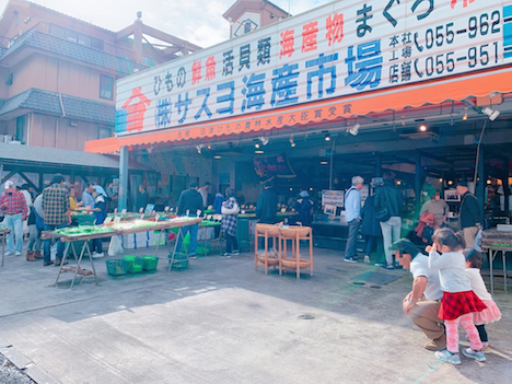 都心からのアクセスも◎ 沼津港でおいしいグルメ&かわいいスイーツを堪能!