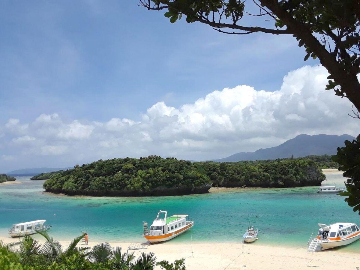沖縄好きが厳選!フォトジェニックなビーチ5選