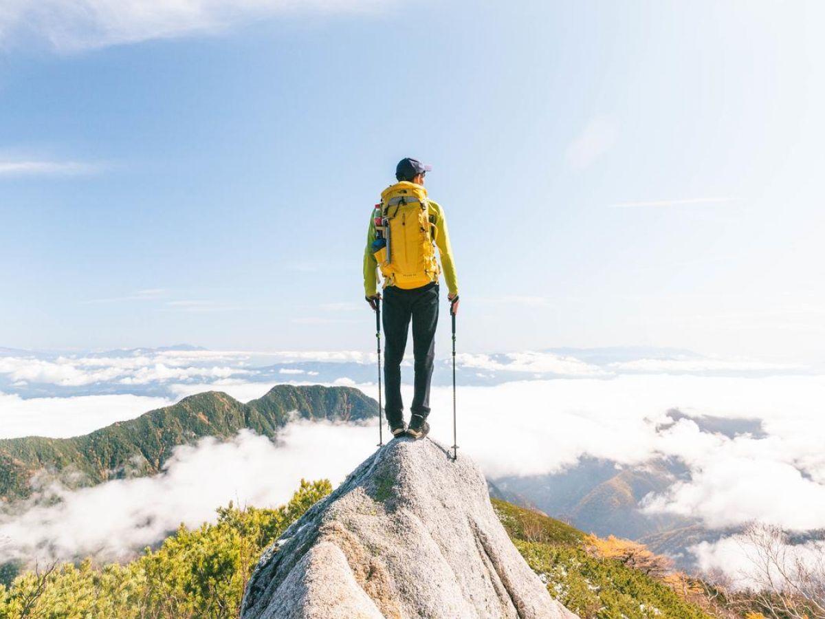 【登山】初心者でもチャレンジしやすい! 北アルプス・燕岳で絶景を
