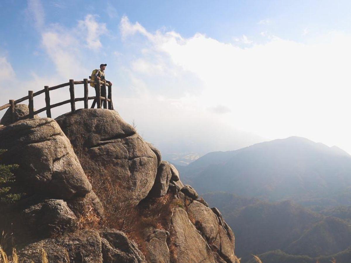 【登山】奇岩だらけの山!? 鈴鹿セブンマウンテン・御在所岳