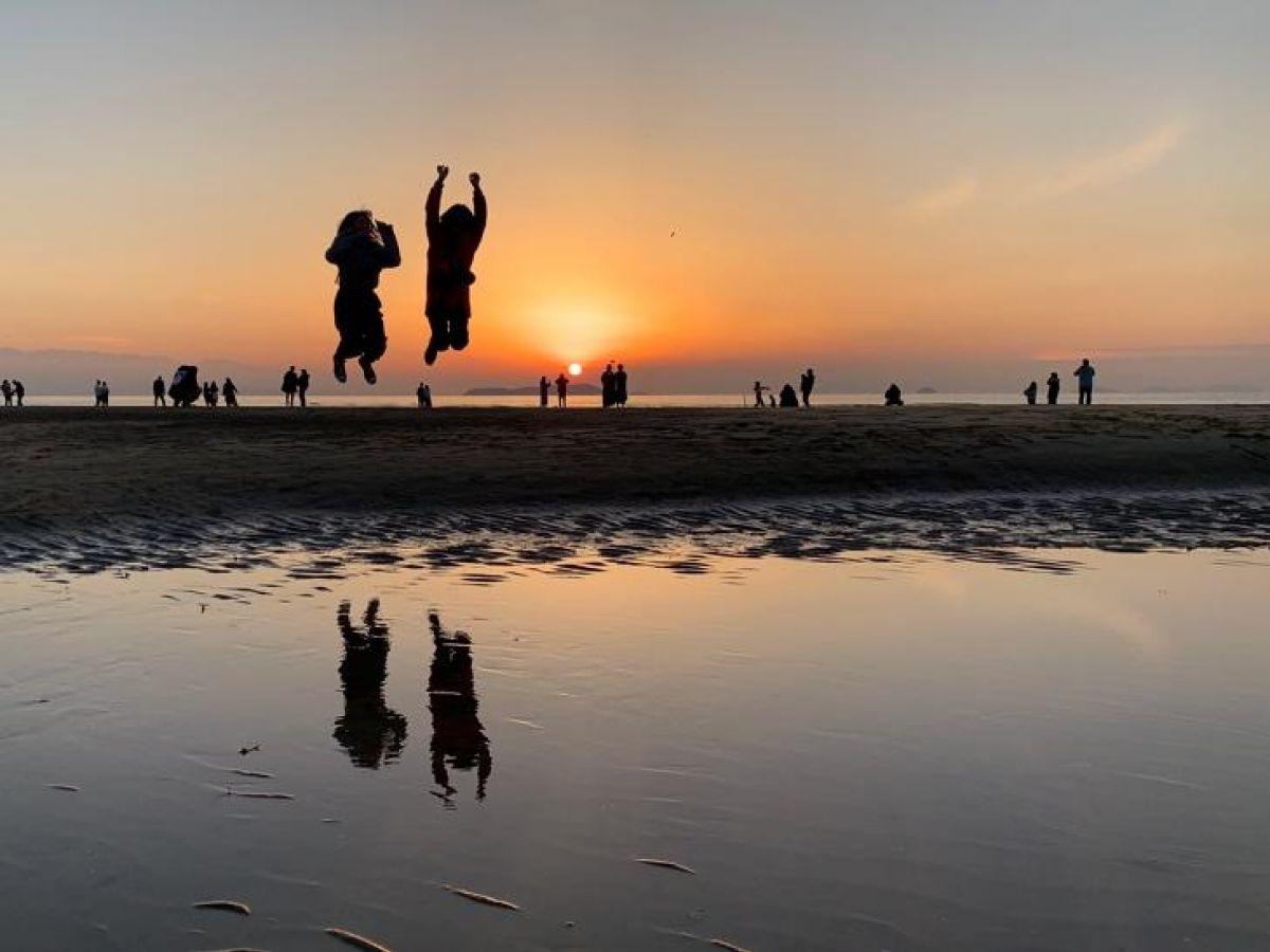 香川 1DAYドライブプラン! ウユニ塩湖のような絶景スポットも