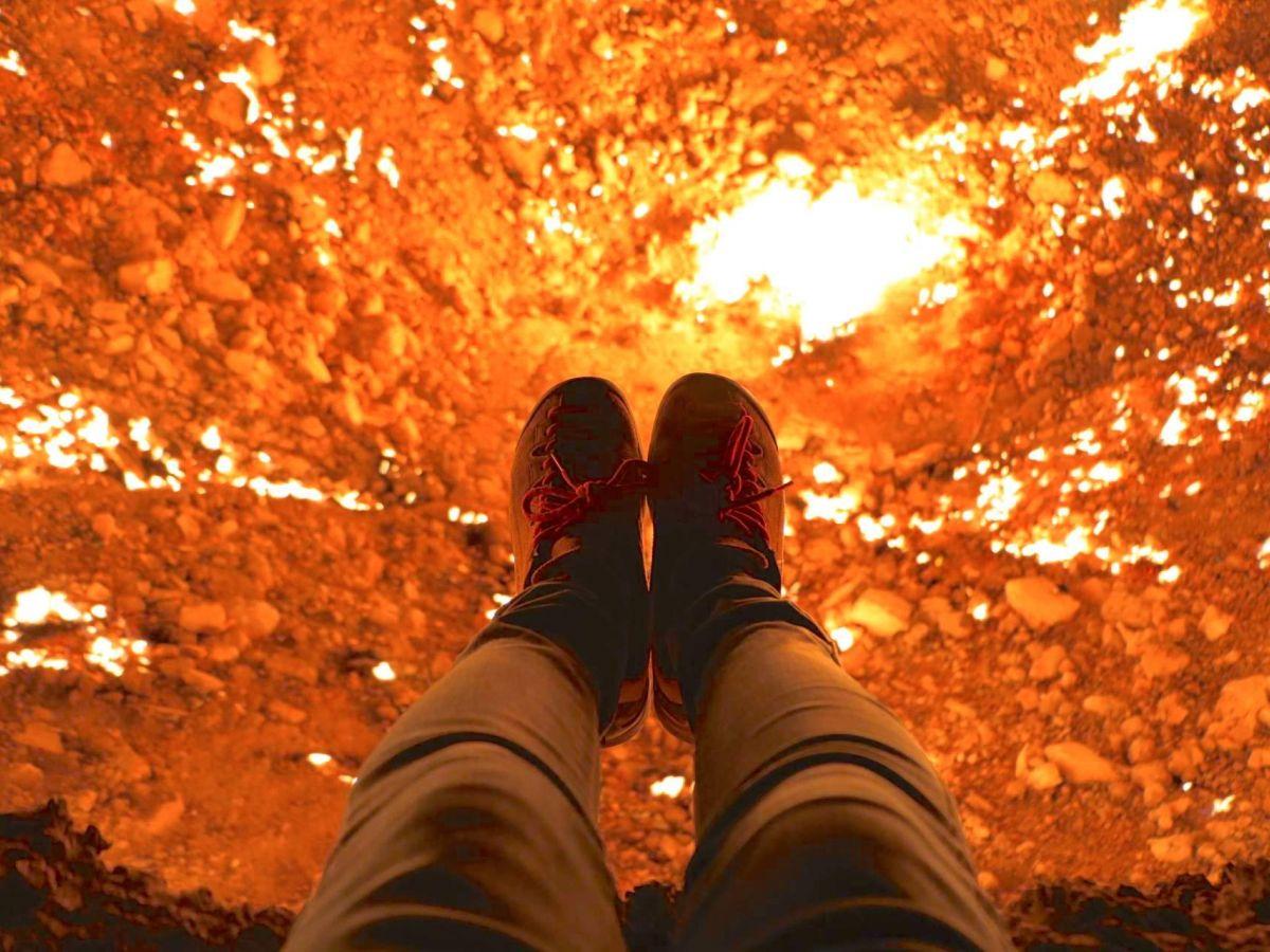 トルクメニスタン 地獄 之 門