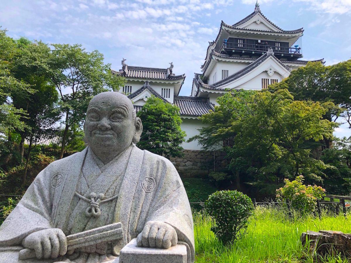 【愛知県】徳川家康が生まれた岡崎城! 天下取りパワーで開運ゲット!