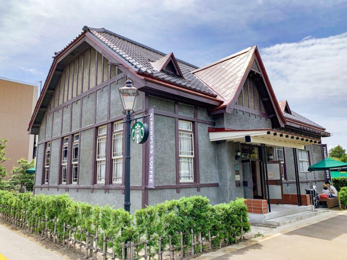 旅先で立ち寄りたい、日本各地のレトロなスタバ店舗