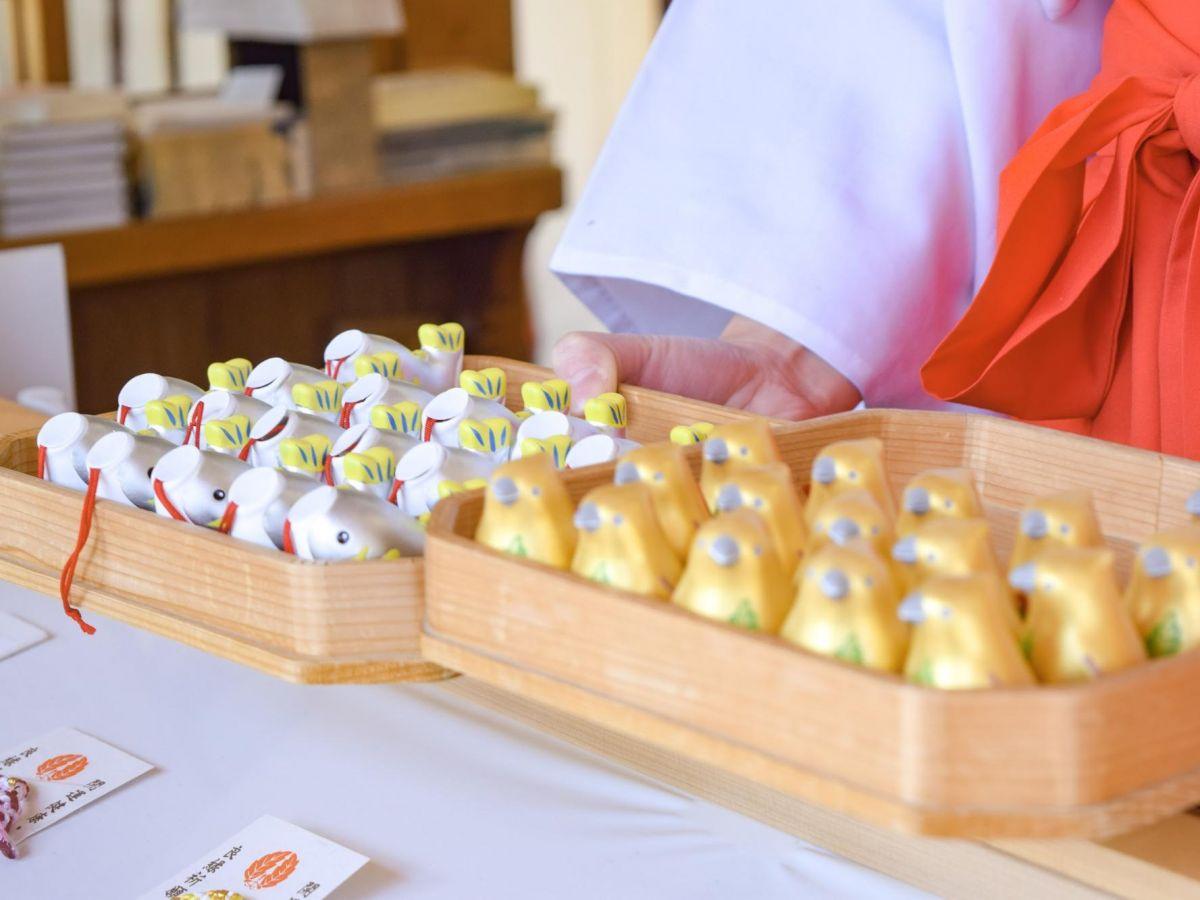 【奈良】可愛い動物おみくじが人気! 神武天皇に縁のある建国の聖地「橿原神宮」