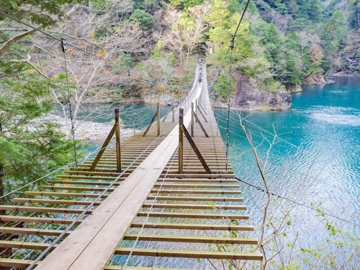 素晴らしい景色を見て渡って楽しむ! 日本の「絶景橋」まとめ
