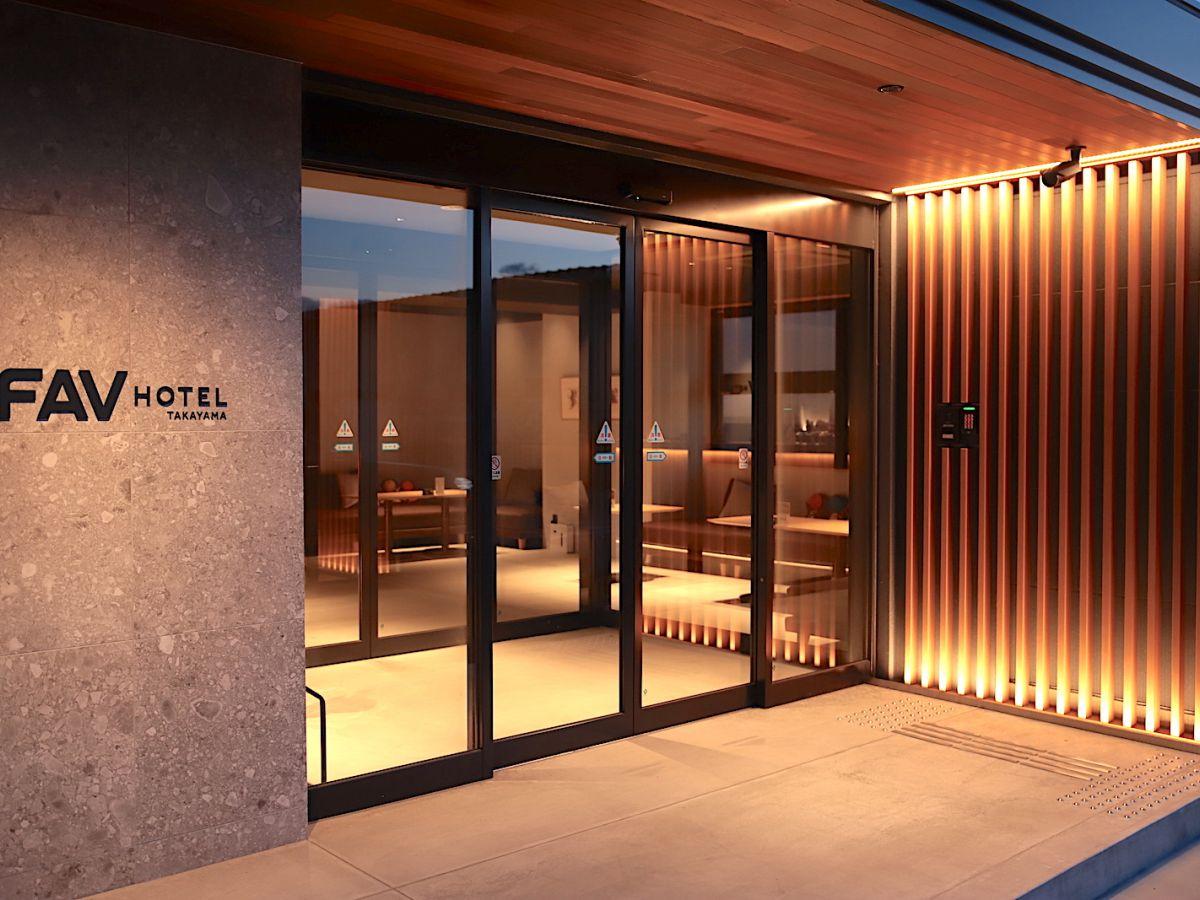 2020年10月OPEN! 飛騨高山「FAV HOTEL TAKAYAMA」はグループステイに最高なコンドミニアムホテル