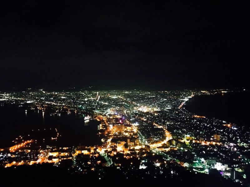 【全国】最高の夜景スポット7選!宝石箱をひっくり返したような絶景を見に行こう!