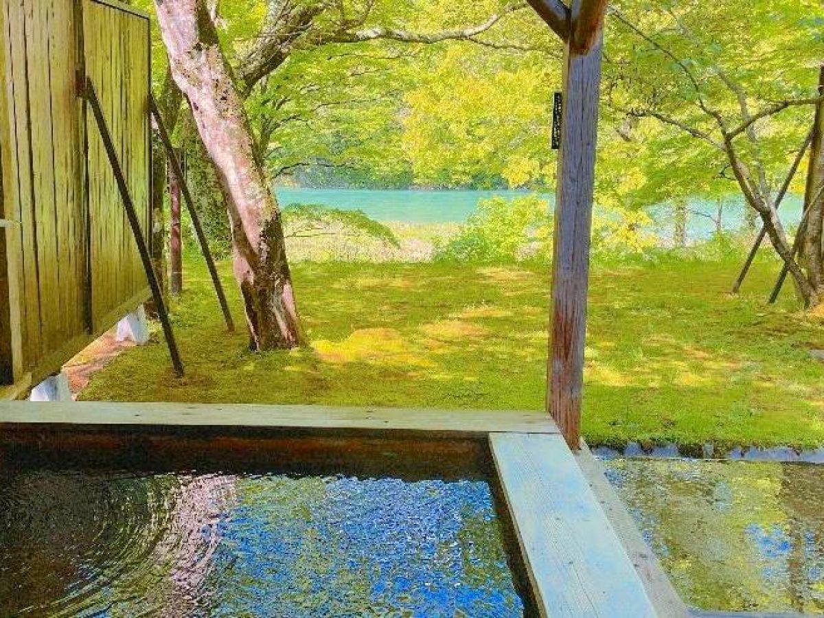【秋田】高質な田舎でパワーチャージ!「夏瀬温泉 都わすれ」で心も身体も癒される