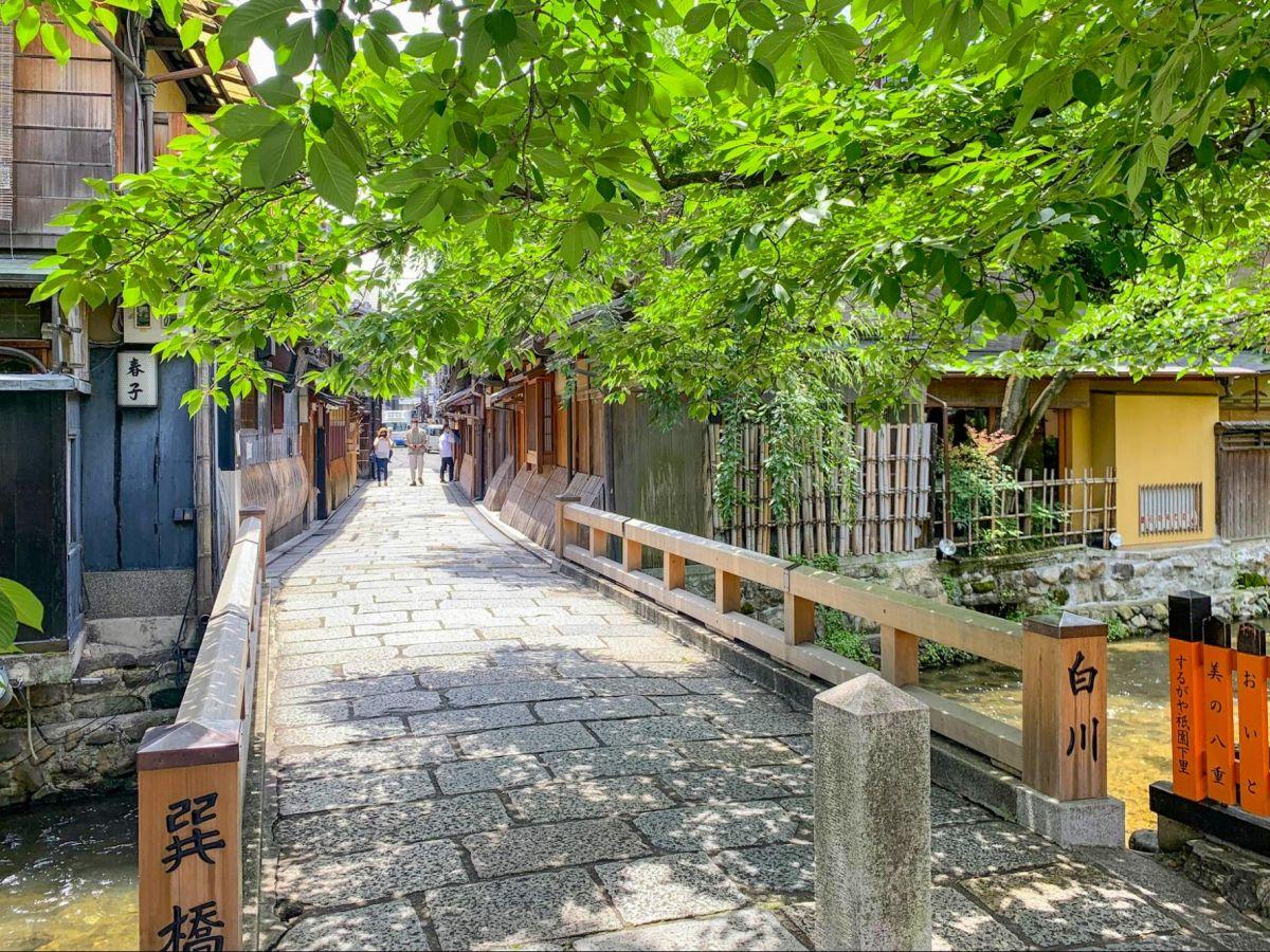 【京都】レンタル自転車で観光中に見つけた「東山エリア」の素敵なスポット!