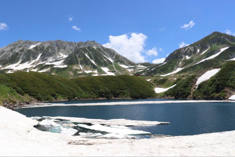【富山】体力に自信がなくても大丈夫! 夏の立山に絶景を見に行こう!